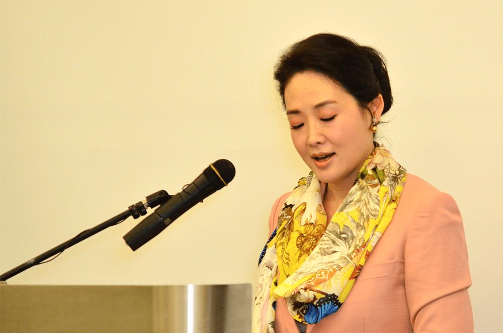La Cultura de Liderazgo de la Mujer: Dra. Jun Sook Moon