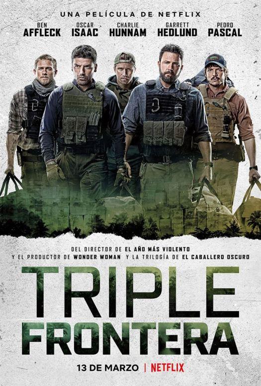 Triple Frontera Poster