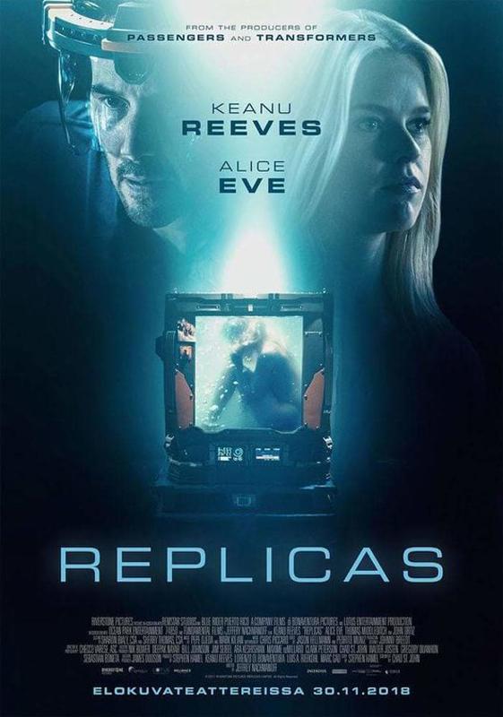 Replicas poster 2