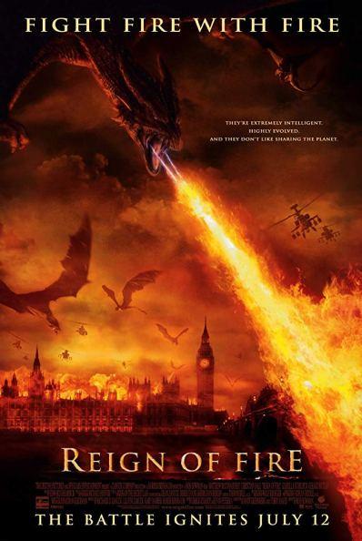 El imperio del fuego (2002) poster