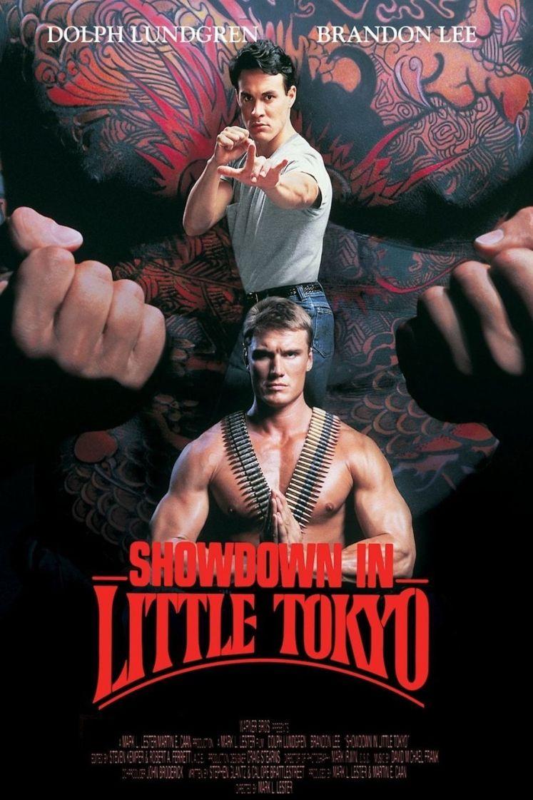 Little Tokyo poster