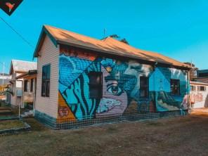 Arte callejero por doquier