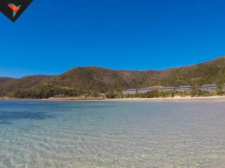 La calma en Hamilton Island