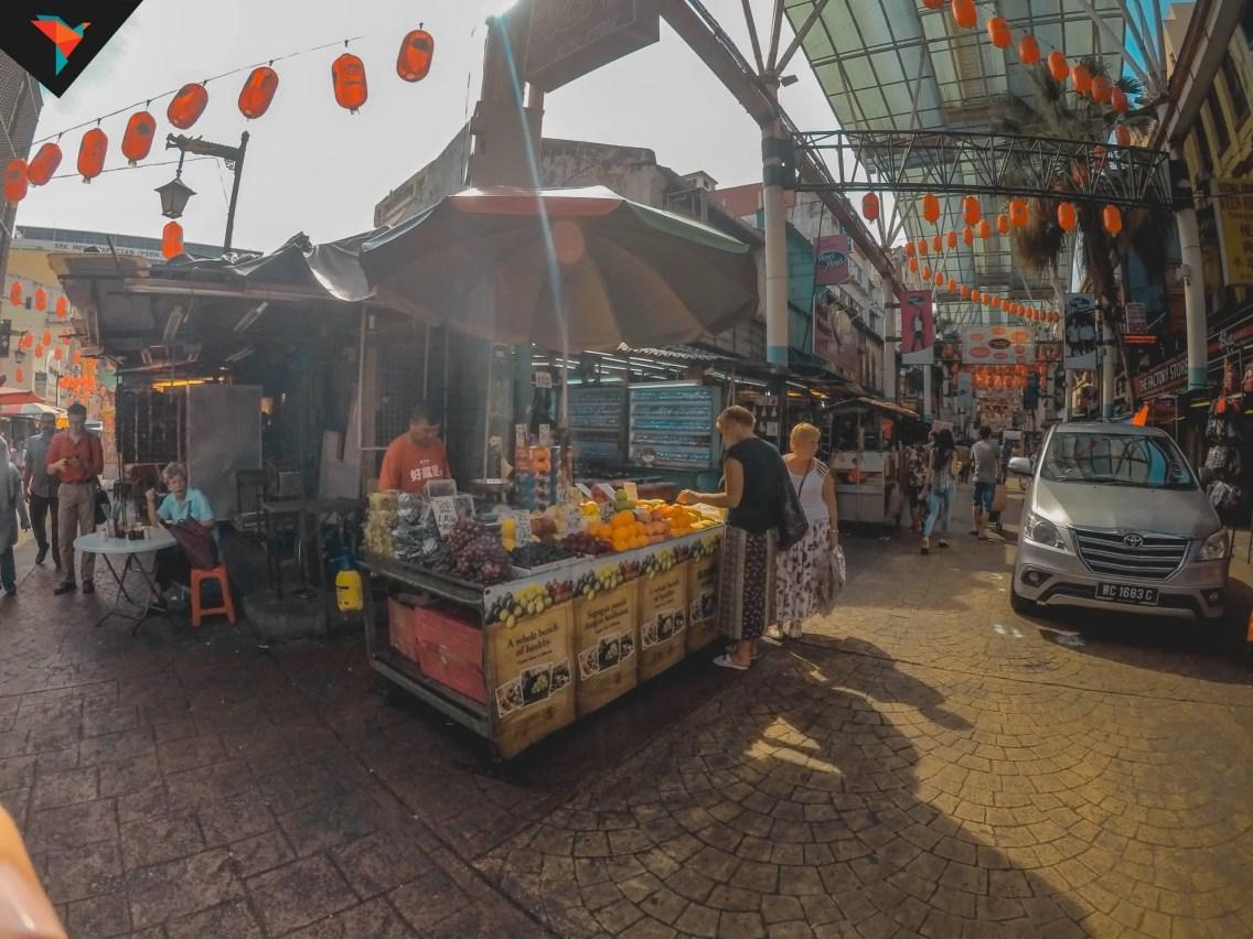 La vibrante Chinatown