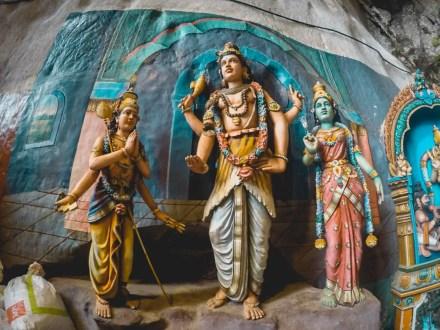 Gracios Geo y Colo por las fotos de Batu Caves