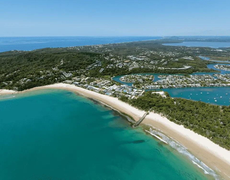 main beach- noosa