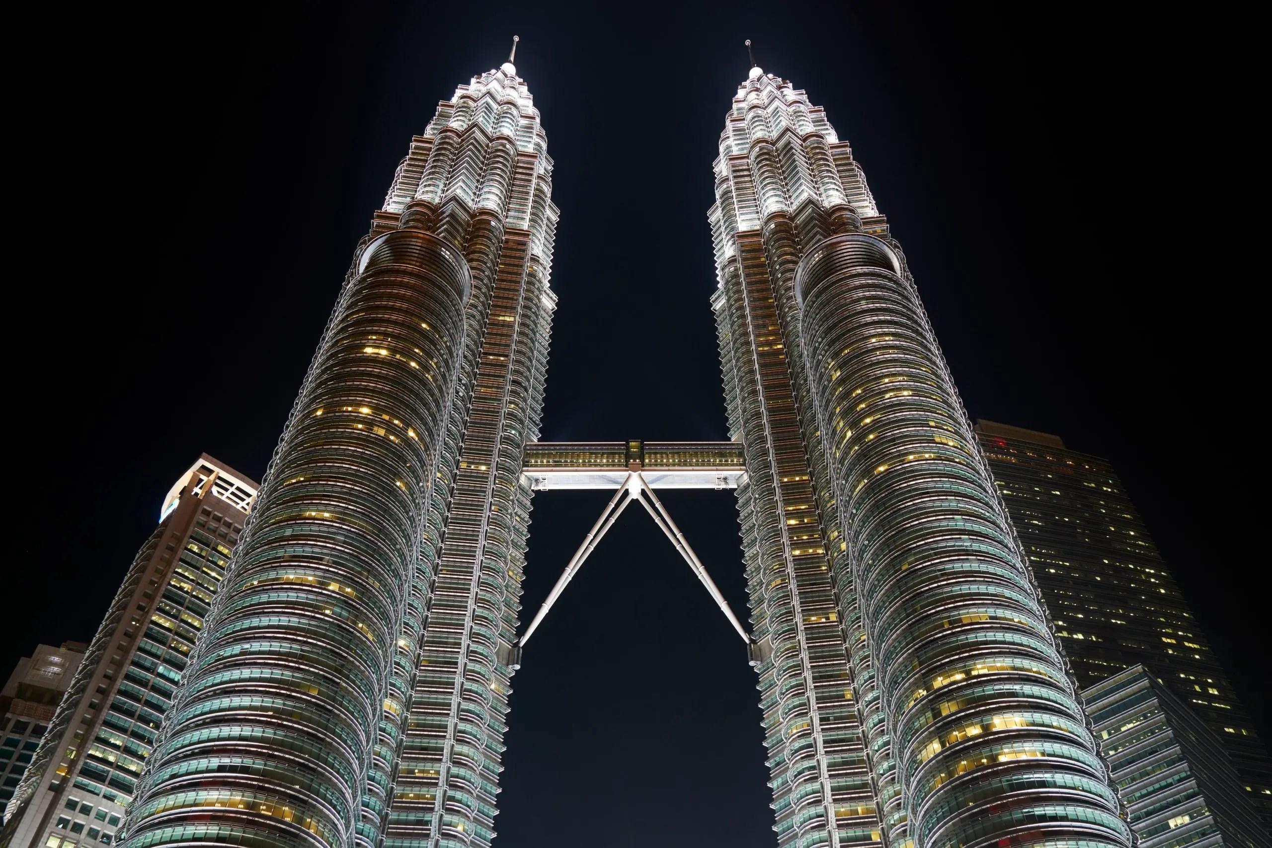 Kuala Lumpur Es Mucho Más Que Las Torres Petronas Es Parte Del Viaje