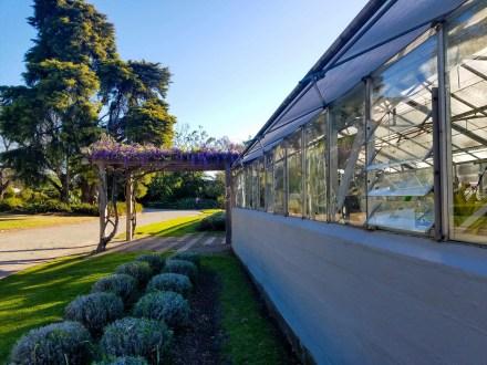 Huerta en el Jardín Botánico de Melbourne
