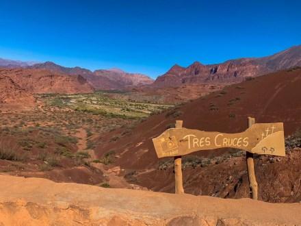 Tres Cruces, Salta