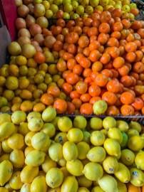 Frutas en el Mercado de San Miguel