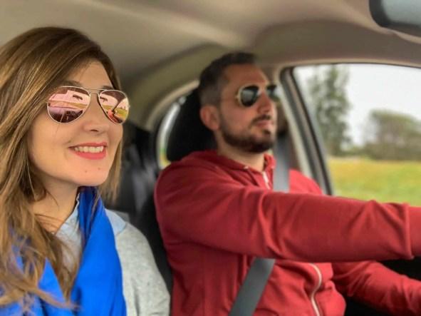 Camino a Jujuy