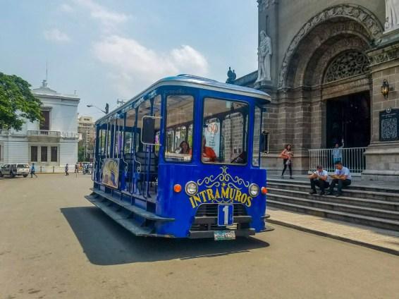 Transporte en Manila