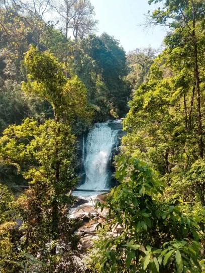Cascadas en Doi Inthanon