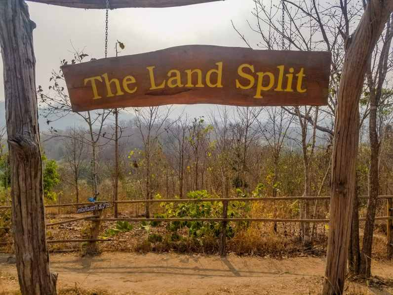 The Land Split