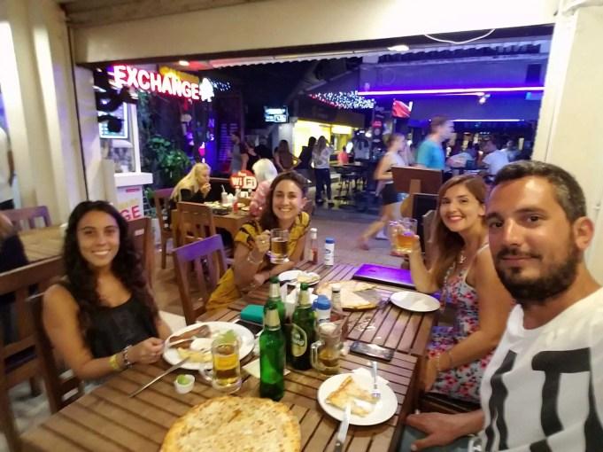 Calamaro restaurant: