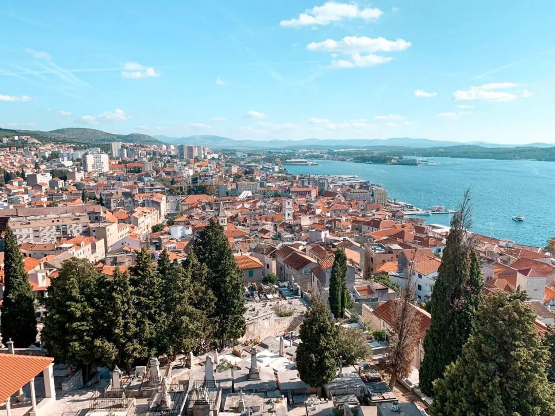 Vistas desde la Fortaleza San Miguel