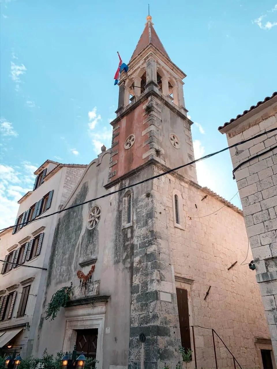 Iglesia de Nuestra Señora - Trogir