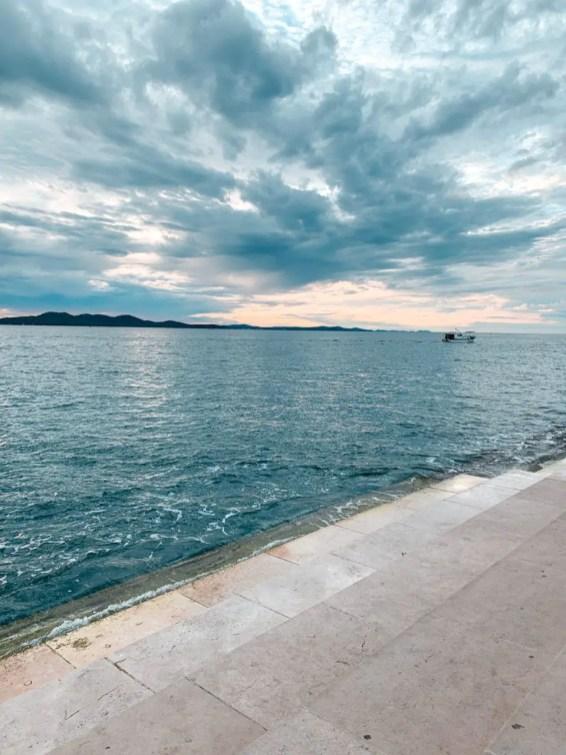 Órgano del mar en Zadar