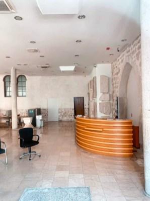 Iglesia + Banco