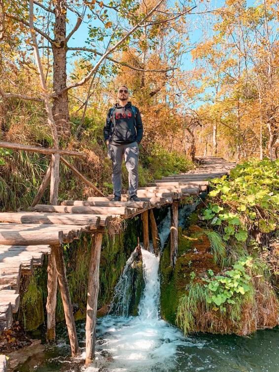 Circuito H lagos Plitvice