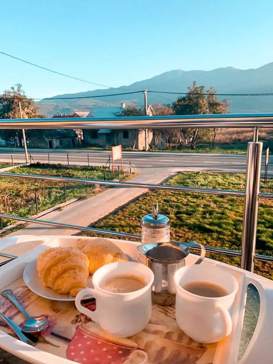 Sweet Dreams Home desayuno en Korenica
