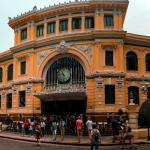 Oficina Central de Correos - Exterior