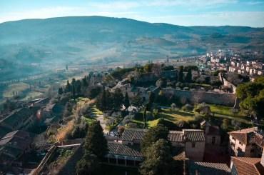 Vistas desde la Torre Grossa