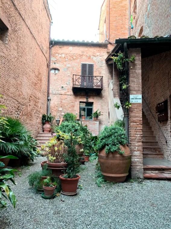 Plantas Rincones de San Gimignano