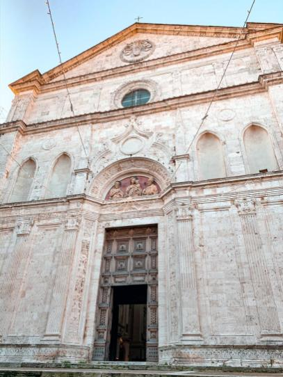 Iglesia de Montepulciano
