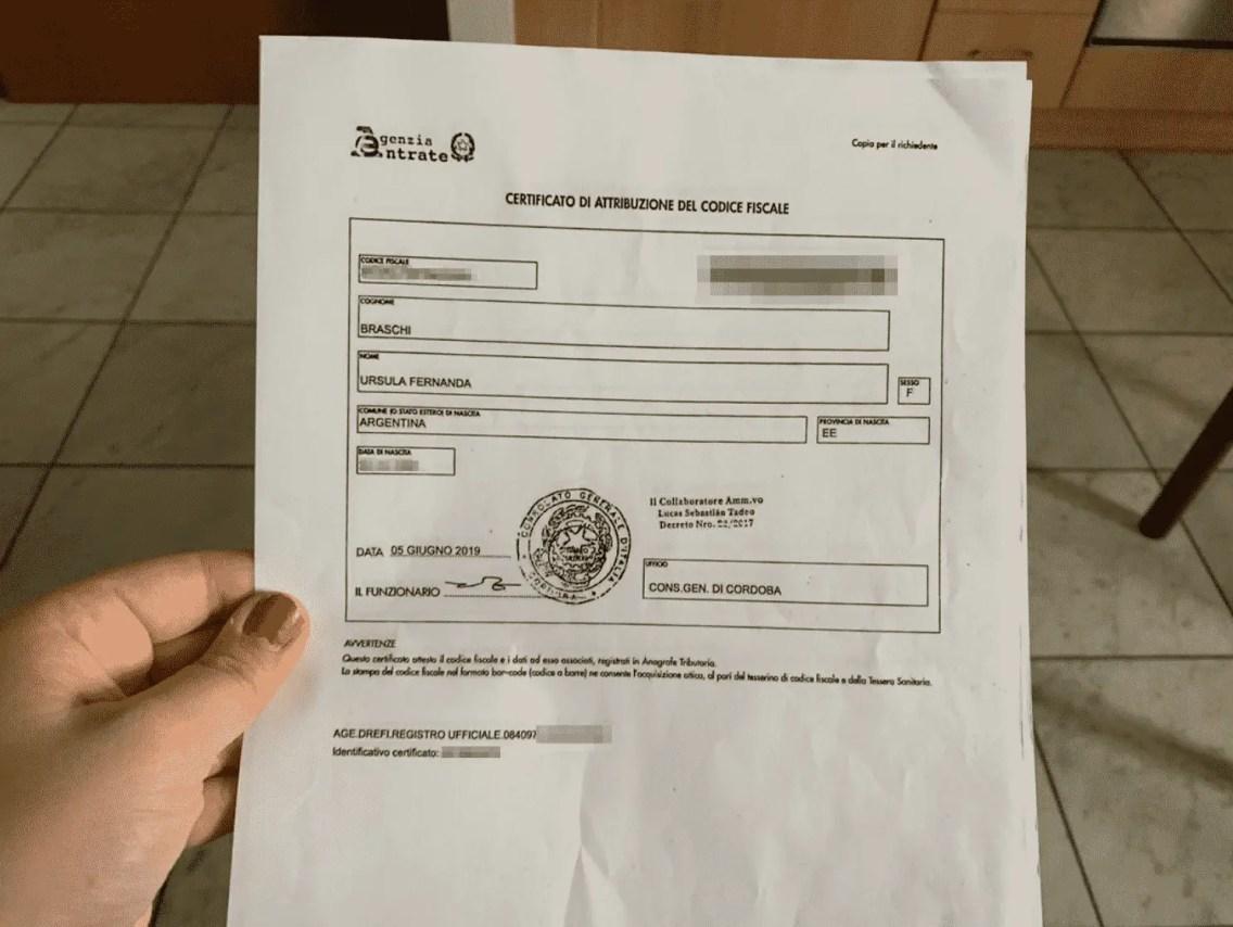 codice_fiscale