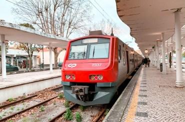 Estación de Tren Sintra