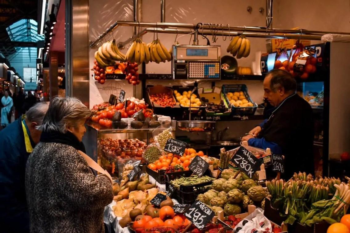 Mercado Sant Antonhy