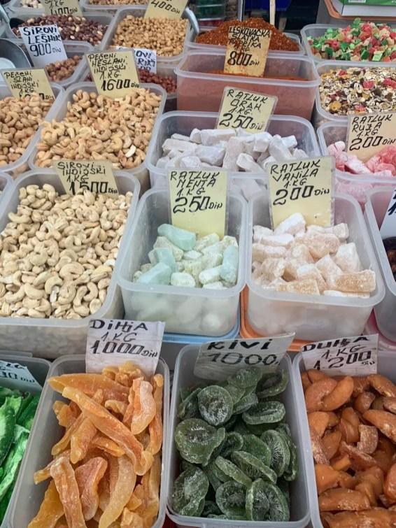 "Farmer's market ""Zeleni venac"","