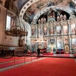 Catedral del Arcángel San Miguel:interior