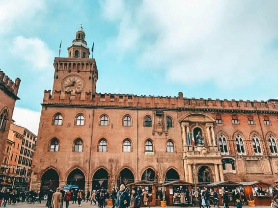 Palazzo d'Accursio (Palazzo Comunale)