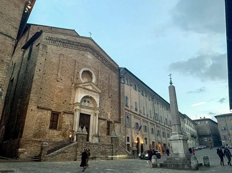 Iglesia de Urbino