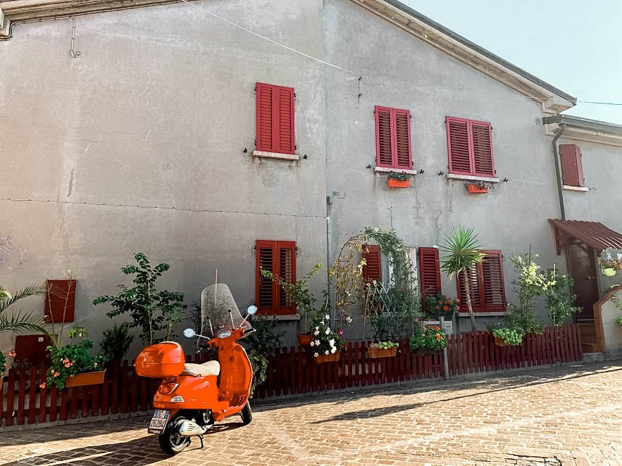 Callecitas de Rimini