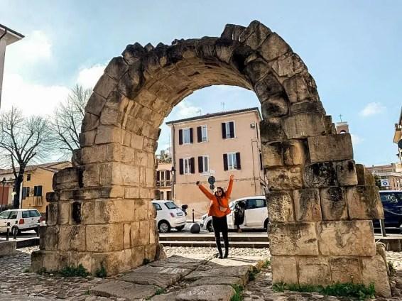 Centro histórico de Rimini