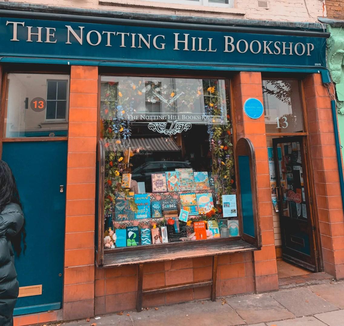 The Notting Hill Bookshop