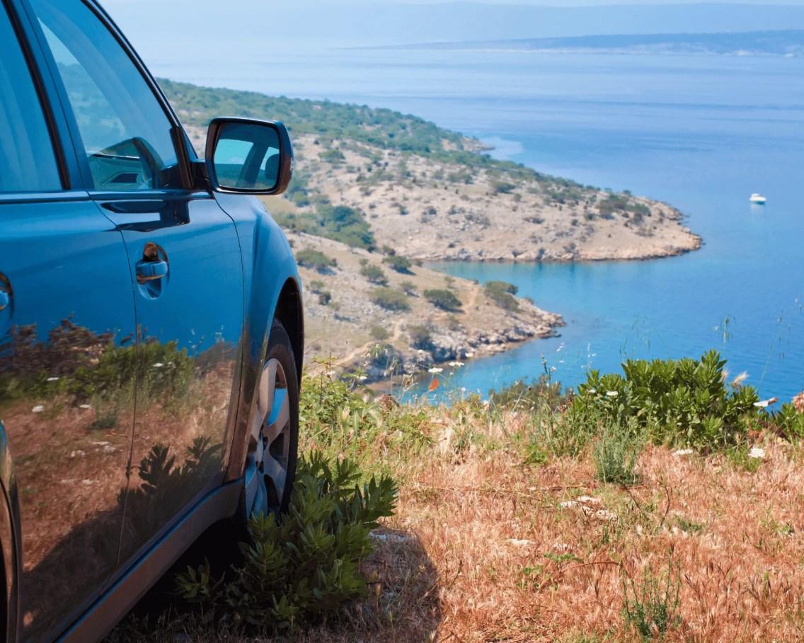 alquilar coche en Croacia