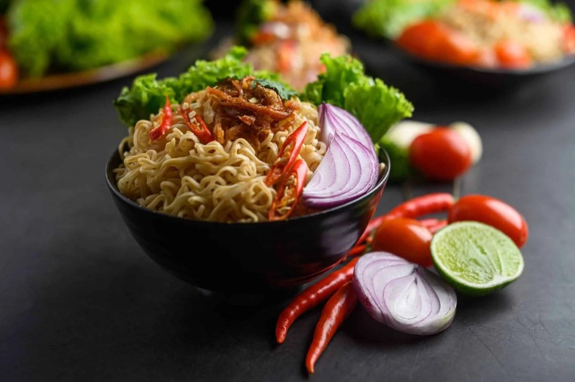 Comida Thai en Koh Samui