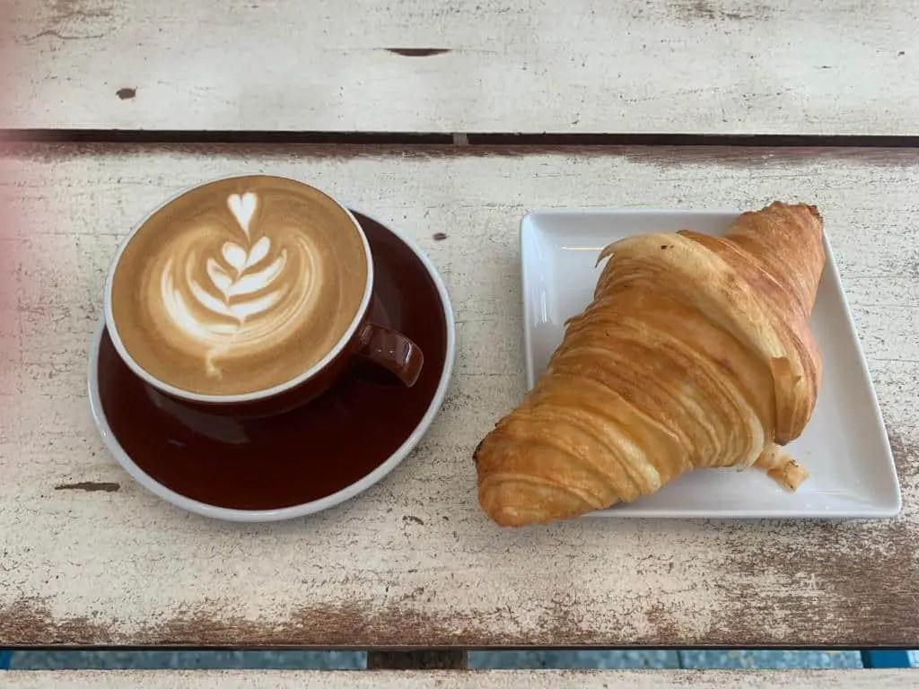 cafés para trabajar en Koh Phangan