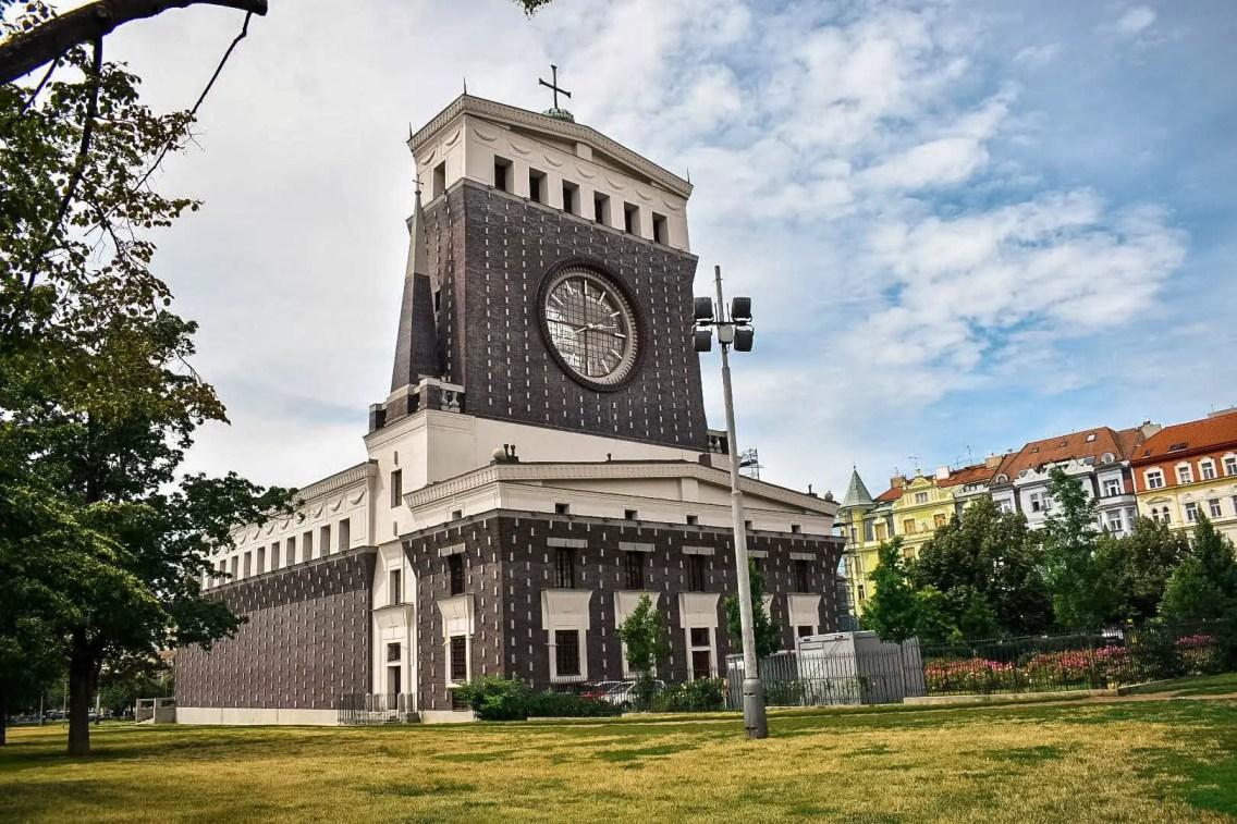 iglesia de sagrado corazón