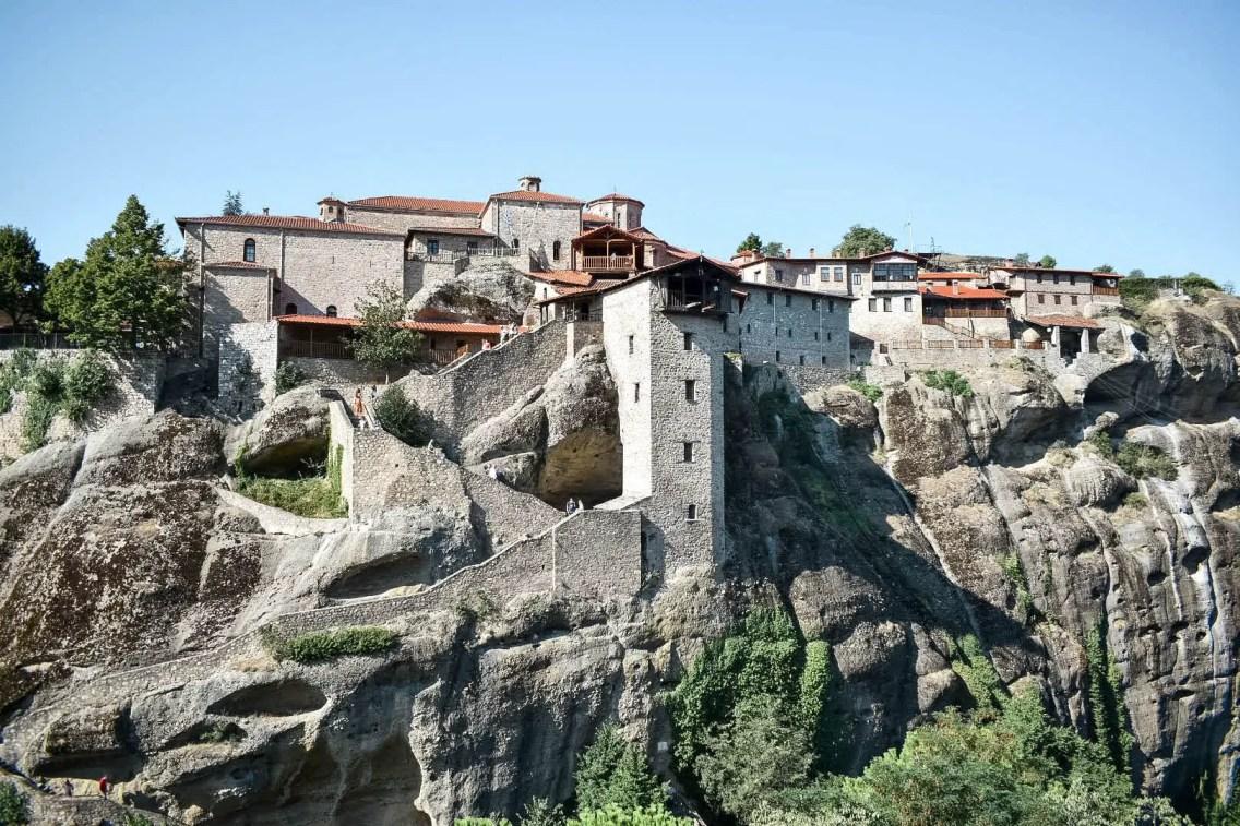 monasterio gran meteoro