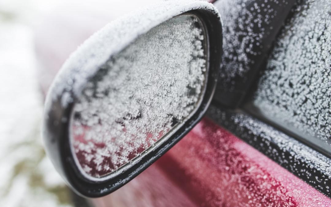 ¿Cómo proteger el coche del frío?