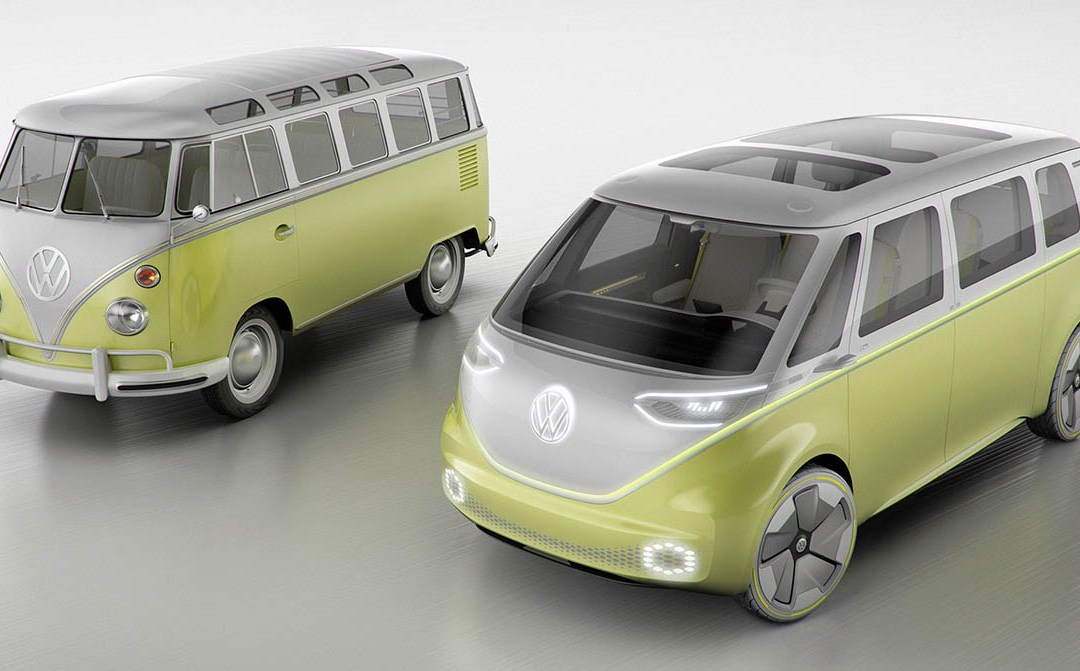 Historia de la VW Combi – Vía @TEC