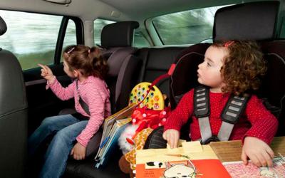 Sillas infantiles para el auto – Vía @TNAutos