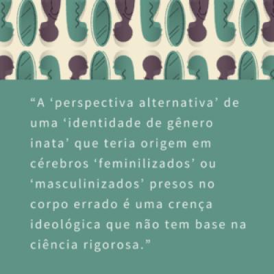 Ideologia de gnero estudo do american college of pediatricians a perspectiva alternativa de uma identidade de gnero inata que teria origem fandeluxe Images