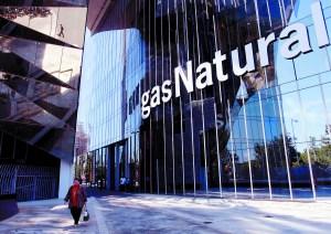 Sede corporativa de Gas Natural, en Barcelona.