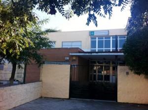 Instituto de Enseñanza Secundaria Galeón de Isla Cristina. Uno de los dos centros de la ESO que tiene la localidad